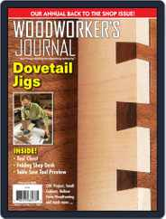 Woodworker's Journal (Digital) Subscription February 1st, 2020 Issue