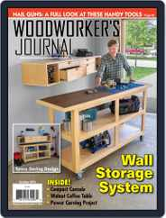 Woodworker's Journal (Digital) Subscription October 1st, 2019 Issue