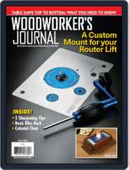 Woodworker's Journal (Digital) Subscription June 1st, 2018 Issue