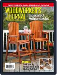 Woodworker's Journal (Digital) Subscription April 1st, 2018 Issue