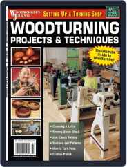 Woodworker's Journal (Digital) Subscription October 1st, 2013 Issue