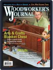 Woodworker's Journal (Digital) Subscription September 1st, 2013 Issue