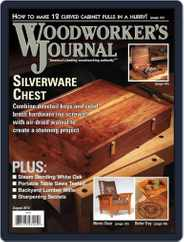 Woodworker's Journal (Digital) Subscription July 1st, 2013 Issue