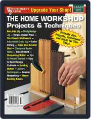 Woodworker's Journal (Digital) Subscription June 29th, 2013 Issue