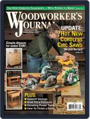 Woodworker's Journal (Digital) Subscription June 1st, 2013 Issue