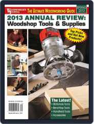 Woodworker's Journal (Digital) Subscription May 1st, 2013 Issue