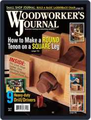 Woodworker's Journal (Digital) Subscription April 1st, 2013 Issue