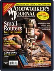 Woodworker's Journal (Digital) Subscription December 1st, 2012 Issue