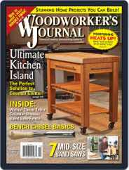 Woodworker's Journal (Digital) Subscription August 15th, 2012 Issue