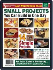 Woodworker's Journal (Digital) Subscription July 27th, 2012 Issue