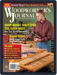 Woodworker's Journal (Digital) Subscription April 12th, 2012 Issue