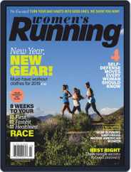 Women's Running (Digital) Subscription January 1st, 2019 Issue