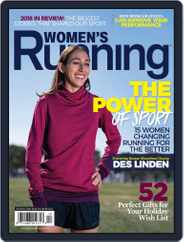 Women's Running (Digital) Subscription November 1st, 2018 Issue