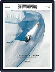 Transworld Snowboarding (Digital) Subscription November 1st, 2018 Issue