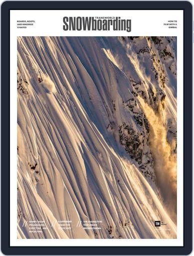 Transworld Snowboarding (Digital) December 1st, 2017 Issue Cover
