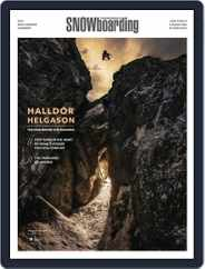 Transworld Snowboarding (Digital) Subscription October 1st, 2017 Issue