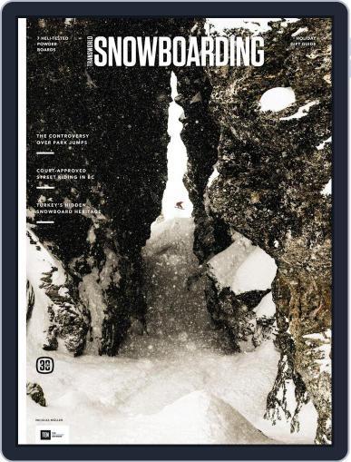 Transworld Snowboarding (Digital) December 1st, 2016 Issue Cover