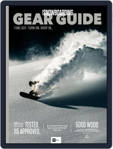 Transworld Snowboarding (Digital) August 1st, 2016 Issue Cover