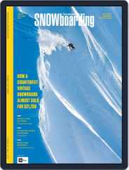 Transworld Snowboarding (Digital) Subscription December 11th, 2015 Issue