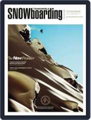 Transworld Snowboarding (Digital) Subscription December 1st, 2014 Issue