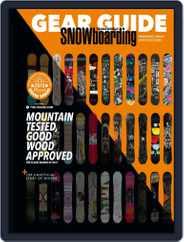 Transworld Snowboarding (Digital) Subscription September 12th, 2014 Issue