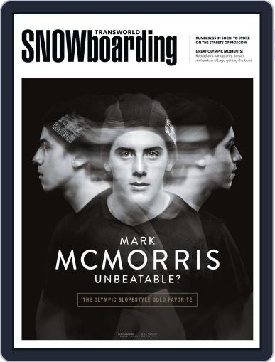 Transworld Snowboarding (Digital) January 7th, 2014 Issue Cover