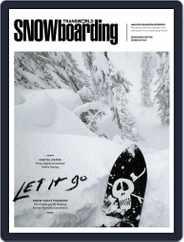 Transworld Snowboarding (Digital) Subscription November 12th, 2013 Issue
