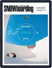 Transworld Snowboarding (Digital) Subscription October 15th, 2013 Issue