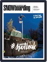 Transworld Snowboarding (Digital) Subscription February 1st, 2013 Issue