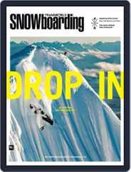 Transworld Snowboarding (Digital) Subscription December 22nd, 2012 Issue