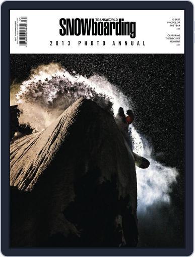 Transworld Snowboarding (Digital) December 1st, 2012 Issue Cover
