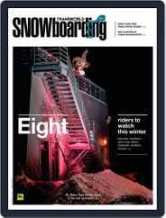 Transworld Snowboarding (Digital) Subscription November 17th, 2012 Issue