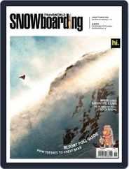 Transworld Snowboarding (Digital) Subscription September 22nd, 2012 Issue