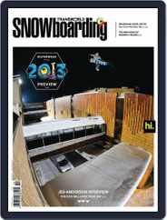 Transworld Snowboarding (Digital) Subscription August 25th, 2012 Issue