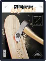 Transworld Snowboarding (Digital) Subscription August 11th, 2012 Issue