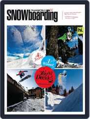 Transworld Snowboarding (Digital) Subscription July 21st, 2012 Issue