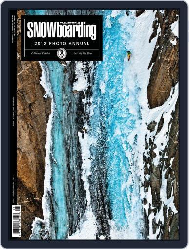 Transworld Snowboarding (Digital) December 6th, 2011 Issue Cover
