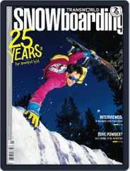 Transworld Snowboarding (Digital) Subscription November 19th, 2011 Issue