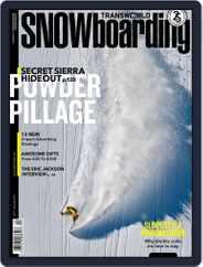 Transworld Snowboarding (Digital) Subscription October 22nd, 2011 Issue