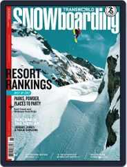 Transworld Snowboarding (Digital) Subscription September 24th, 2011 Issue