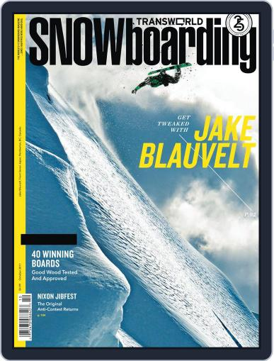Transworld Snowboarding (Digital) August 27th, 2011 Issue Cover