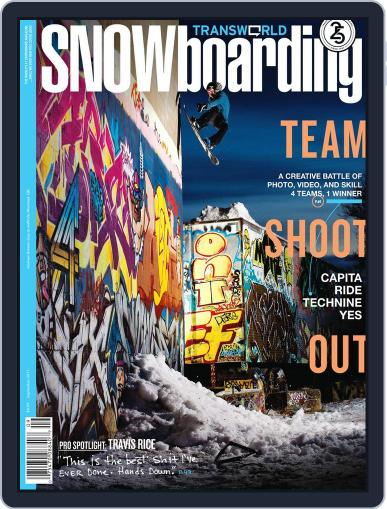 Transworld Snowboarding (Digital) July 23rd, 2011 Issue Cover