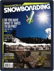 Transworld Snowboarding (Digital) Subscription February 26th, 2011 Issue