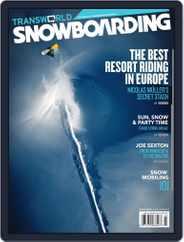 Transworld Snowboarding (Digital) Subscription January 29th, 2011 Issue