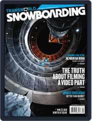 Transworld Snowboarding (Digital) Subscription December 25th, 2010 Issue