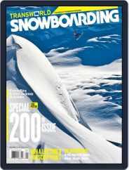 Transworld Snowboarding (Digital) Subscription November 20th, 2010 Issue