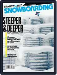 Transworld Snowboarding (Digital) Subscription October 23rd, 2010 Issue