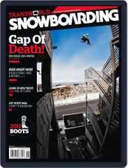 Transworld Snowboarding (Digital) Subscription September 25th, 2010 Issue