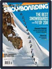 Transworld Snowboarding (Digital) Subscription August 28th, 2010 Issue