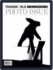 Transworld Snowboarding (Digital) Subscription December 8th, 2009 Issue